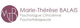 Psychologue Monts d'Or Albigny sur Saône - Marie-Thérèse Balais